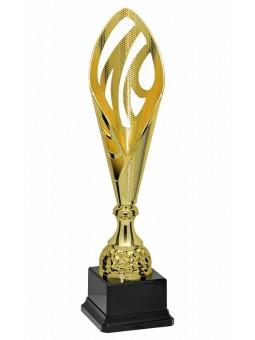 X1014A  Puchar SPECIAL - full metal - kolor złoty  H-595mm  R-240mm (tab. 120x55 mm D)