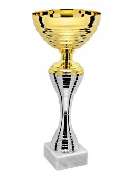 DPX-232-S Patera kolor srebrny R-240 mm