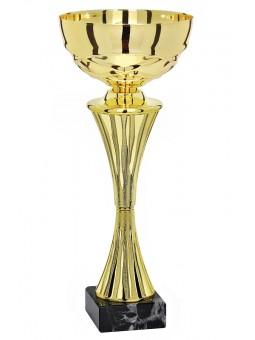 FGX1155  Statuetka odlewana seria X-ploid - tenis ziemny kobiet  R-120mm, H-160mm