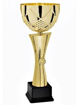 DPX-261-S Patera kolor srebrny R-180 mm