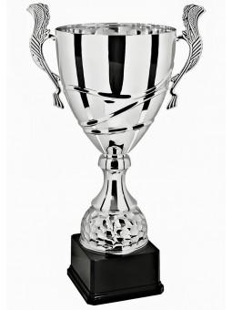 MDX313-S   Medal stalowy - BIEGI - kolor srebrny, R-45mm, grubość 2mm